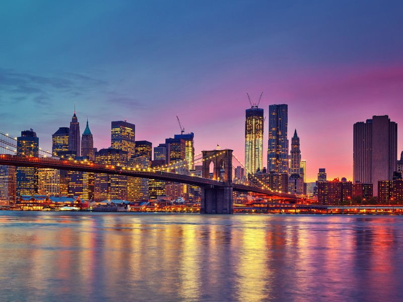 Partir pour New York avec l'aide d'une ESTA